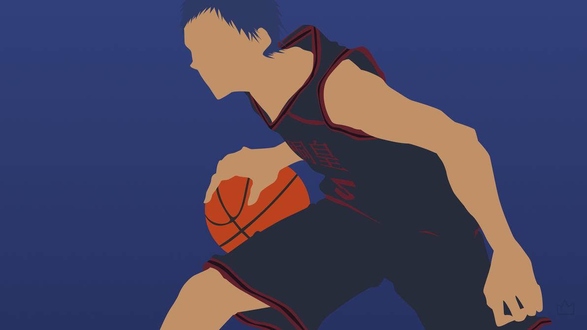 Aomine Daiki Kuroko No Basket By Klikster