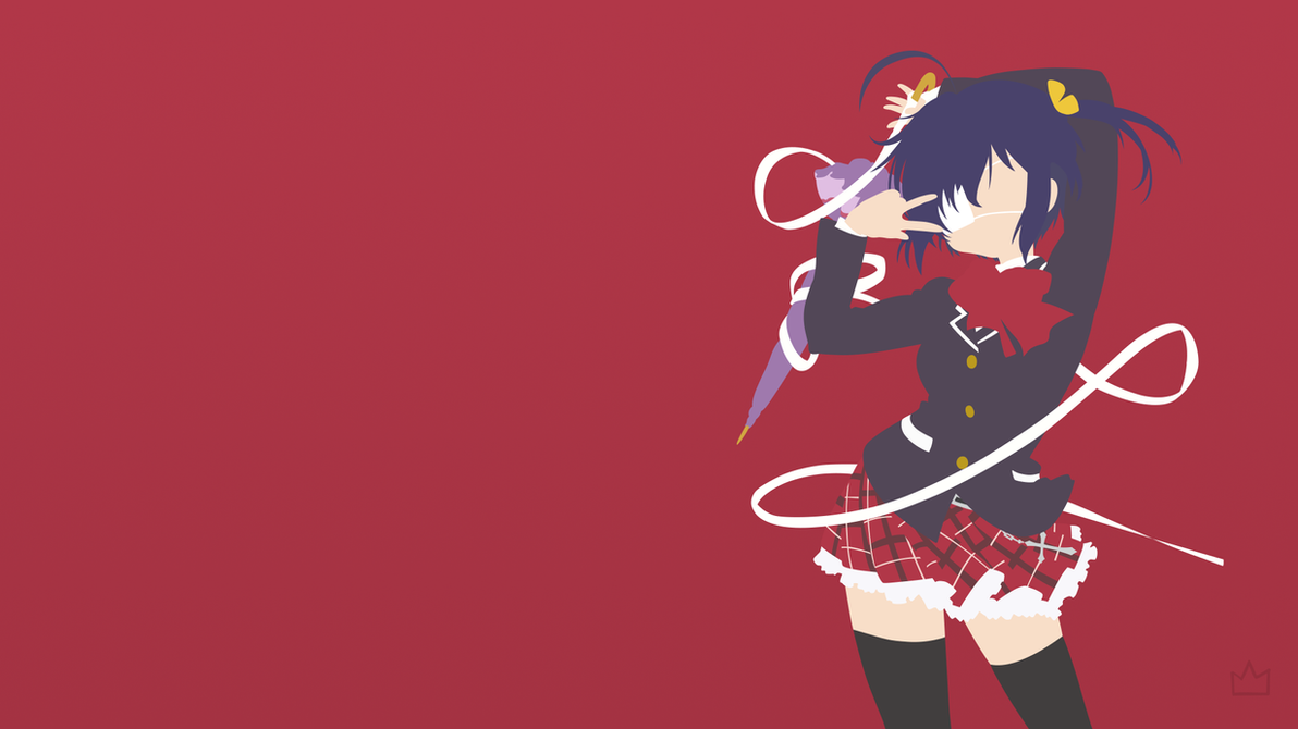 chuunibyou rikka and yuuta wallpapers - photo #31