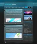 TechWeb Support Concept