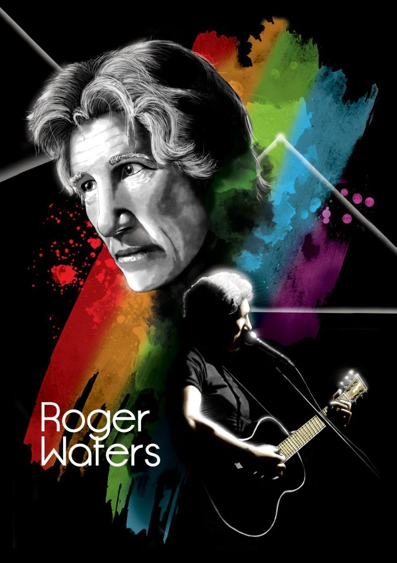 Roger Waters The Wall Tour Video