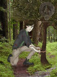 Hiccup: Hunger Games AU