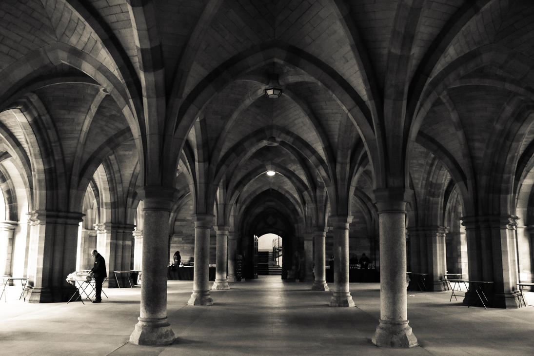 University of Glasgow by yukan00