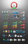 Icons for InTime Applications