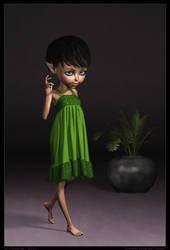 Mavka's Summer Dress