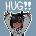 Hugs!! {Please read the despcription}