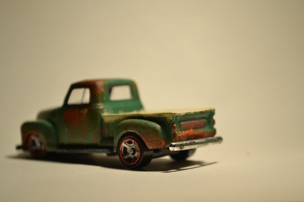 Custom Chevy c3100 by andrew0807