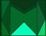 Emerald Ember (Cutiemark Vector)