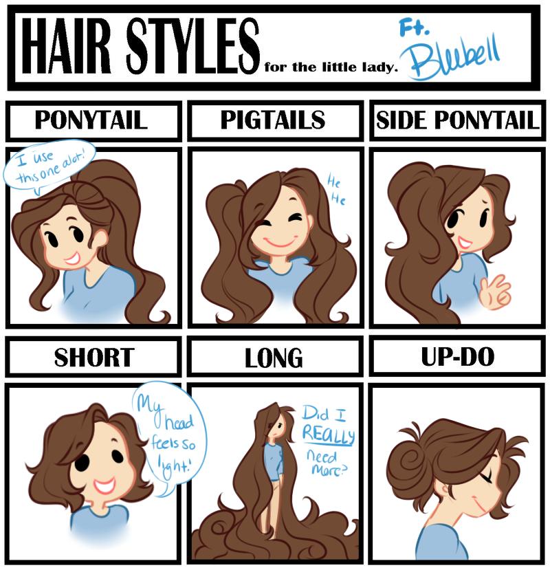 Blu Hair Meme By Pianobelt0 On Deviantart