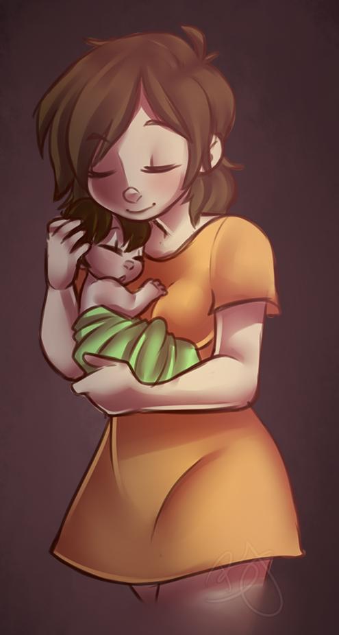 Hush Hush Little Baby by pianobelt0