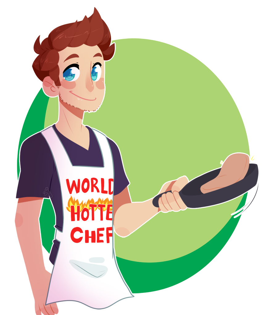 hottest chef by pianobelt0