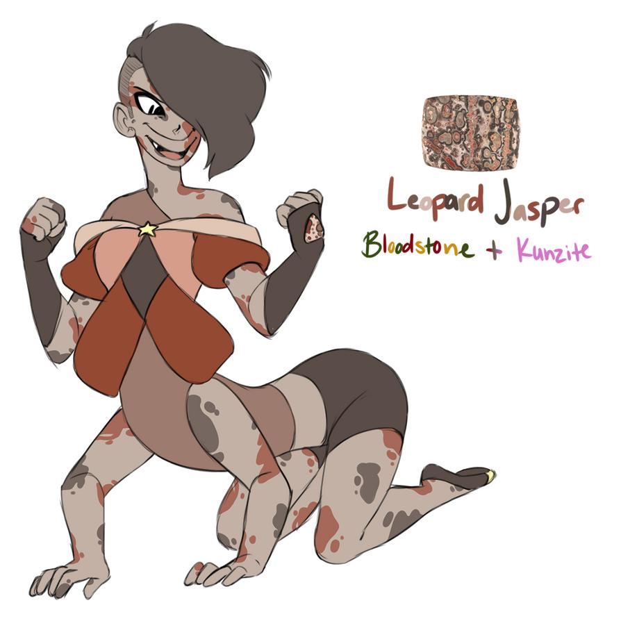 Leopard Jasper Fusion by pianobelt0