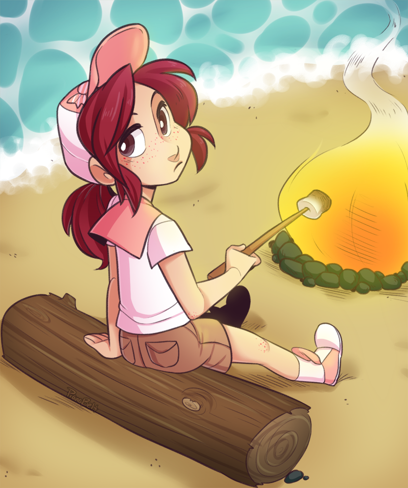 SF: Marshmallows by pianobelt0