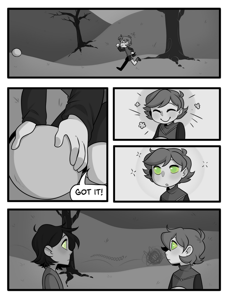 MdF: Prologue - Pg 5 by pianobelt0