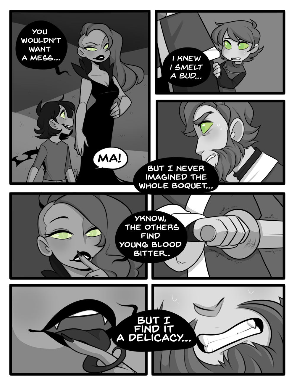 MdF: Prologue - Pg 14 by pianobelt0
