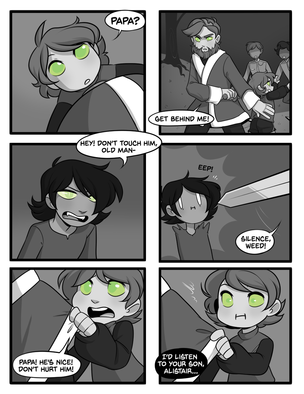 MdF: Prologue - Pg 13 by pianobelt0