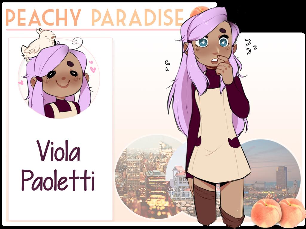 P-P: Viola Paoletti by pianobelt0
