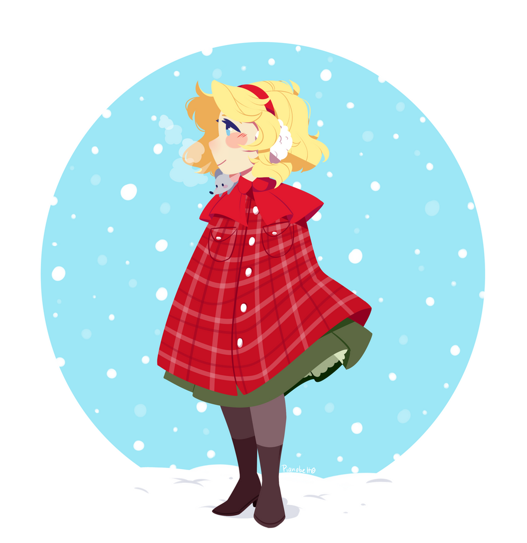 Winter Stella Image by pianobelt0