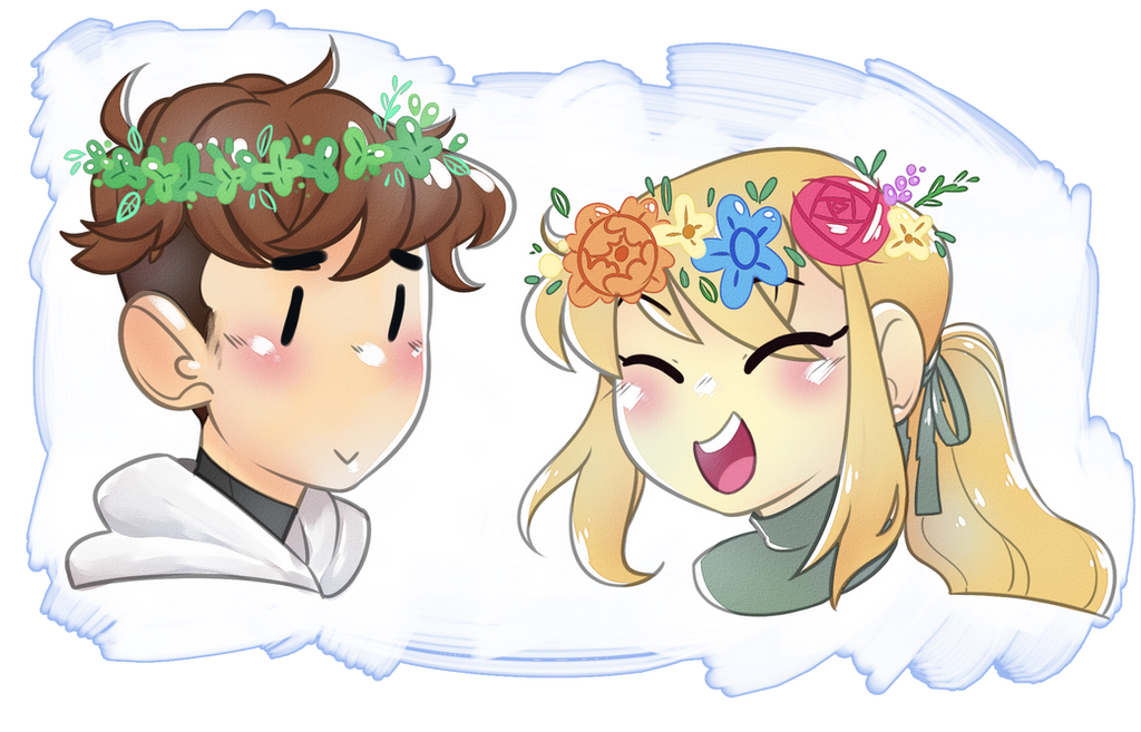 EG: Flower Crowns by pianobelt0