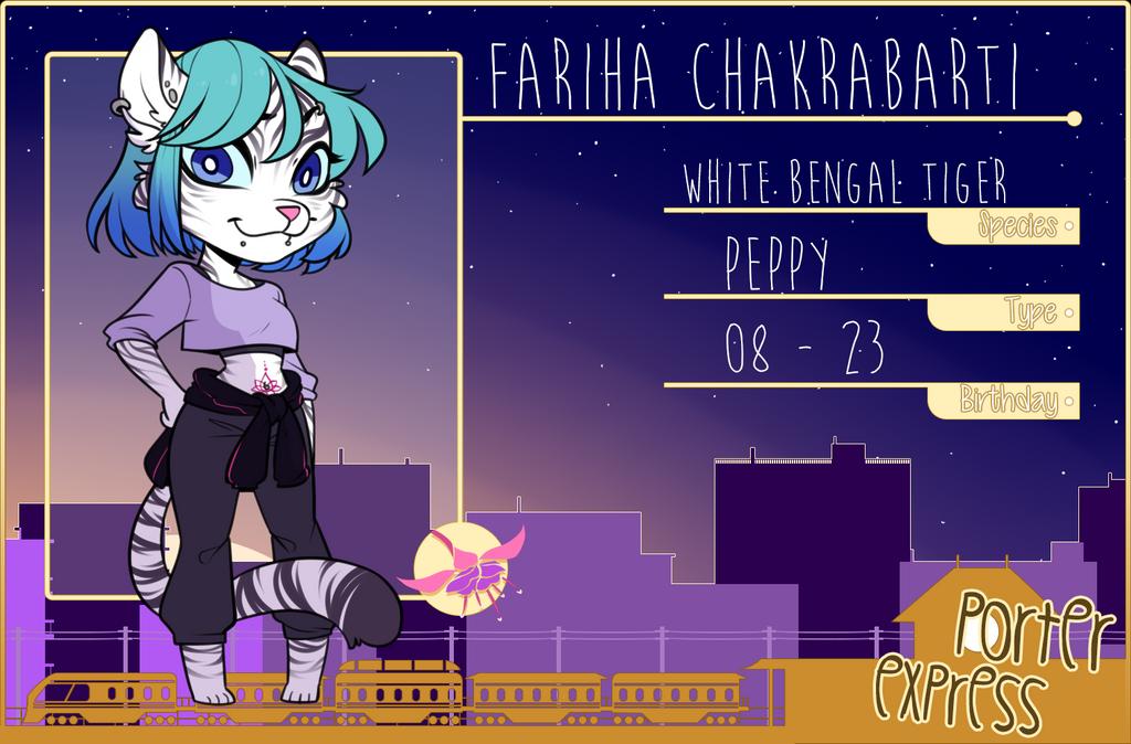 PE: Fariha Chakrabarti by pianobelt0