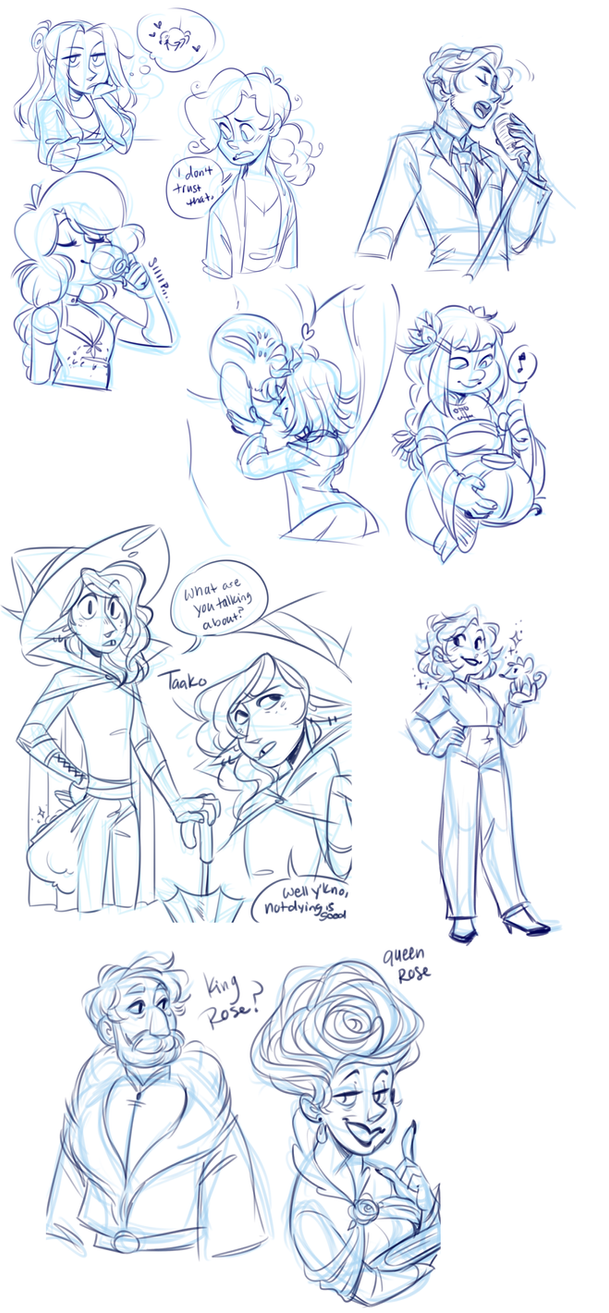 Doodly Dump by pianobelt0