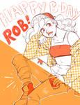 hbd rob
