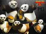 Panda Po Wallpaper