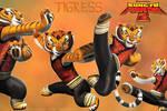 Master Tigress Wallpaper