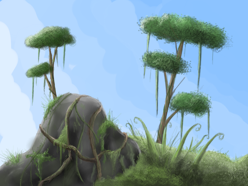 Terraria Jungle By Still0me On Deviantart