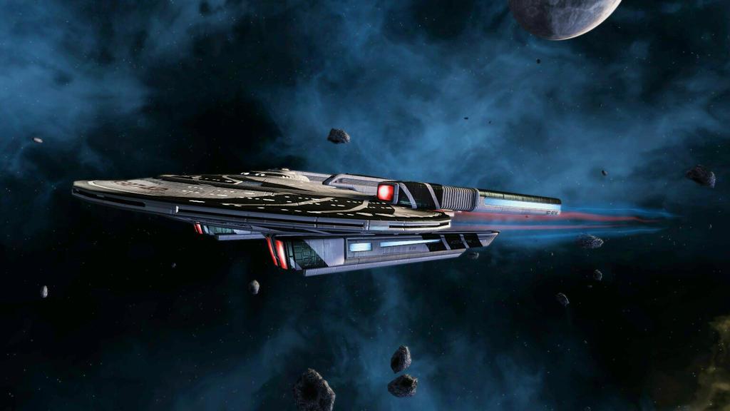 Heavy Cruiser refit by HunterDarkWolf