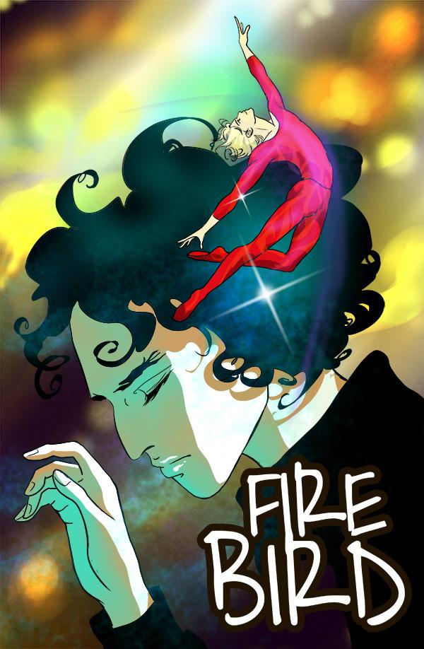 Firebird webcomic by Tacto