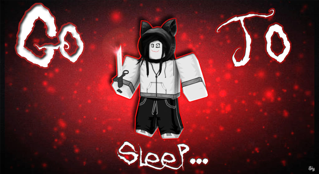 Jeff The Killer GFX by ShanzinSky