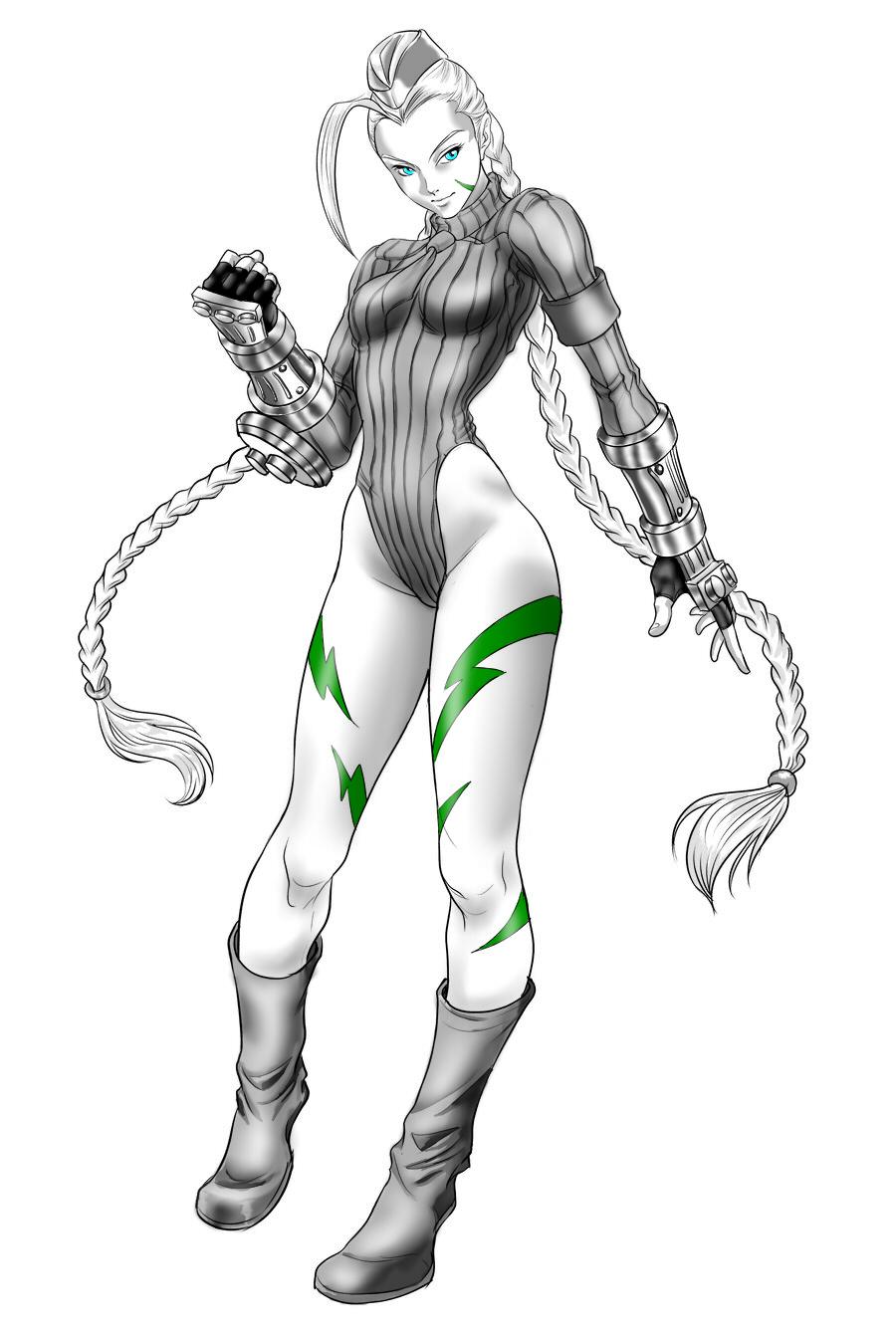 Cammy White by Xuruki