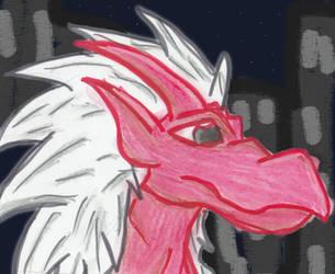 Midnight Warrior by CrimsonMewtwo