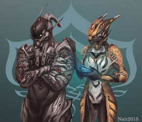 Friends - Valkyr and Ash
