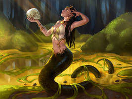 Berserker swamp