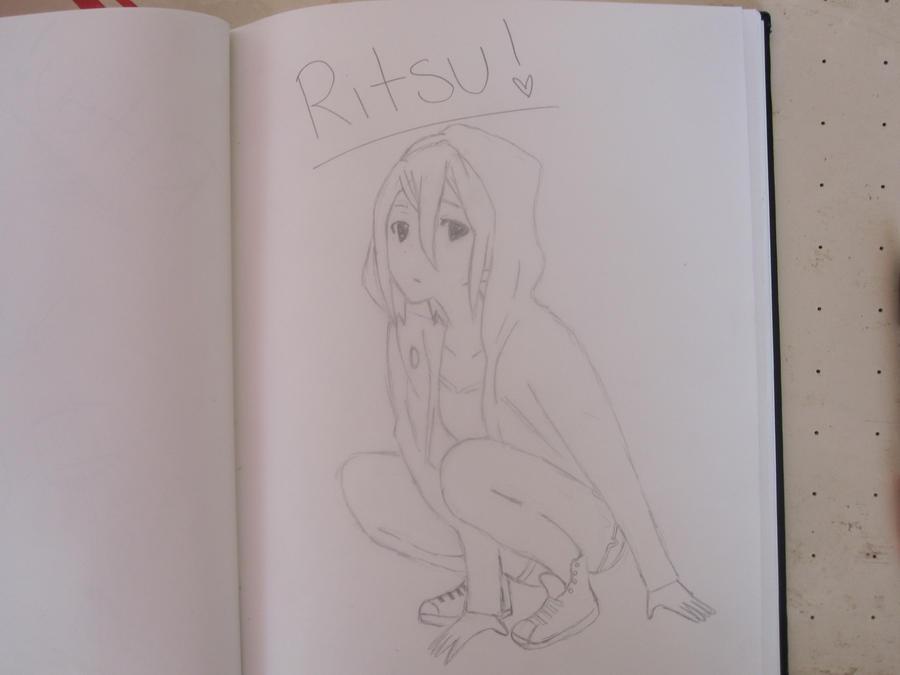 ON  Ritsu - No  ...K On No Thank You