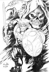 He-Man-INK by Robinker