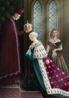 Historically accurate Disney - Elsa by Niobesnuppa