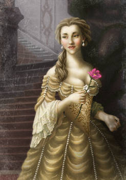 Historically accurate Disney - Belle