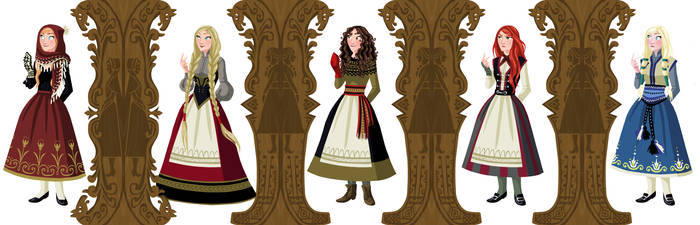 Yule in Arendelle preview