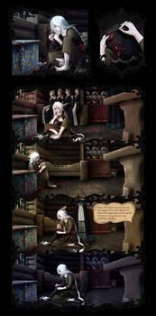 Trollmannens Bestiarium - the first page