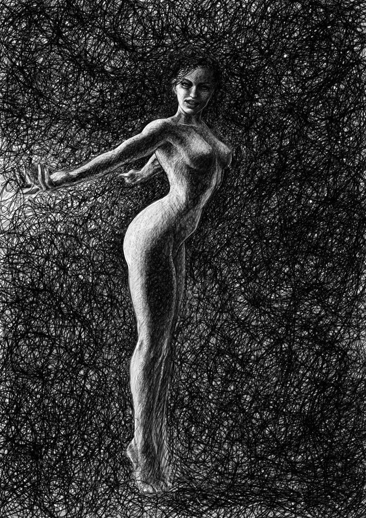 Scribble-03 by JanPI-R