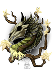 Skydancer Skull