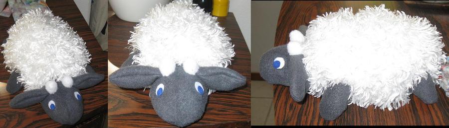 Commission: Turtle sheep
