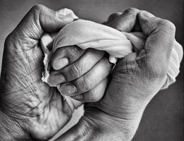 Old hand by Tamerlana
