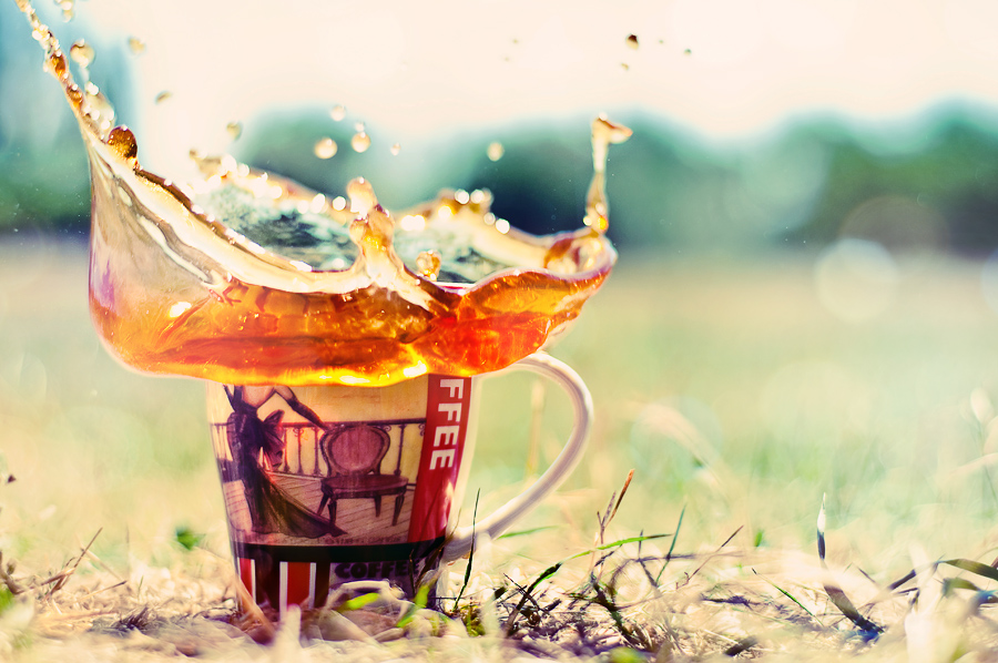 Tea BOOM by Tamerlana