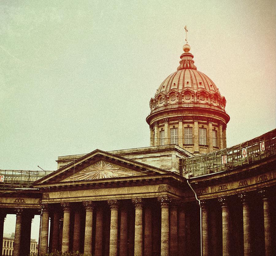 Kazan Cathedral by Tamerlana