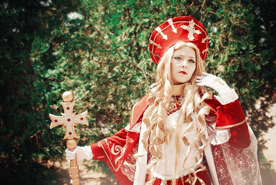Caterina Sforza by Tamerlana