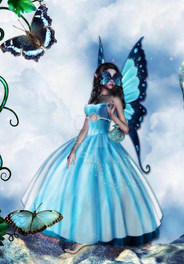 Fairy Masquerade Ball by fairyinspired