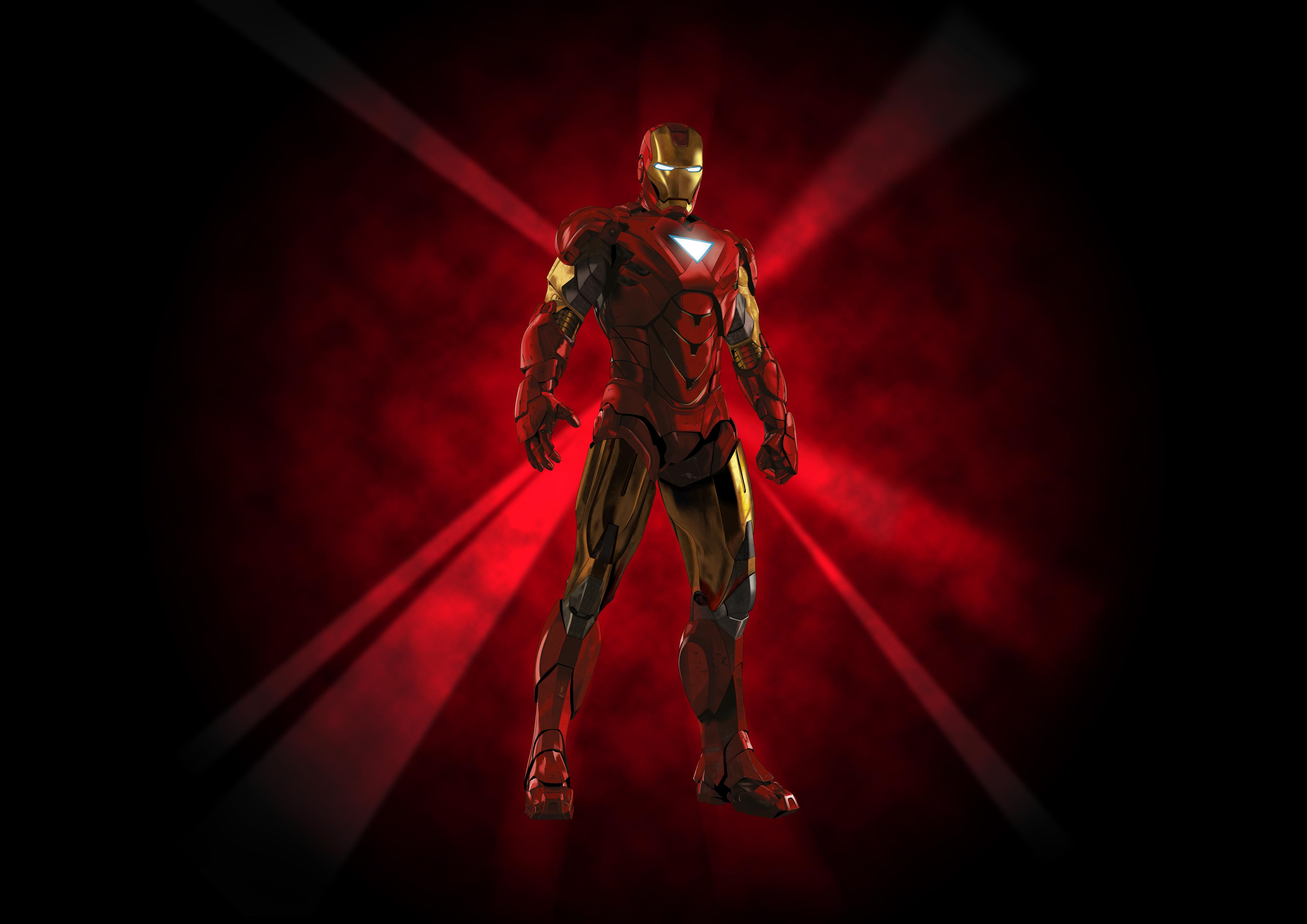 Iron man by JohanBriend on DeviantArt